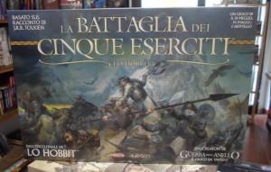 Lo hobbit - La battaglia dei cinque eserciti gioco da tavolo ...