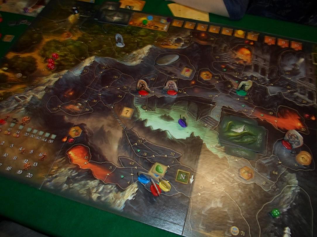 Le leggende di andor - Talisman gioco da tavolo ...